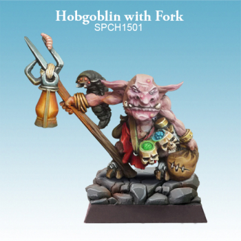 Hobgoblin with Fork