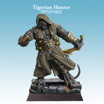 Tigerian Hunter