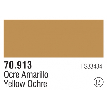 121 Yellow Ochre - Vallejo Model Color