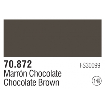 149 Chocolate Brown - Vallejo Model Color