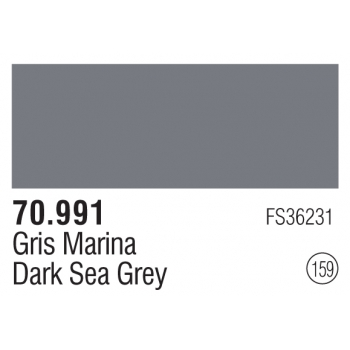 159 Dark Sea Grey - Vallejo Model Color