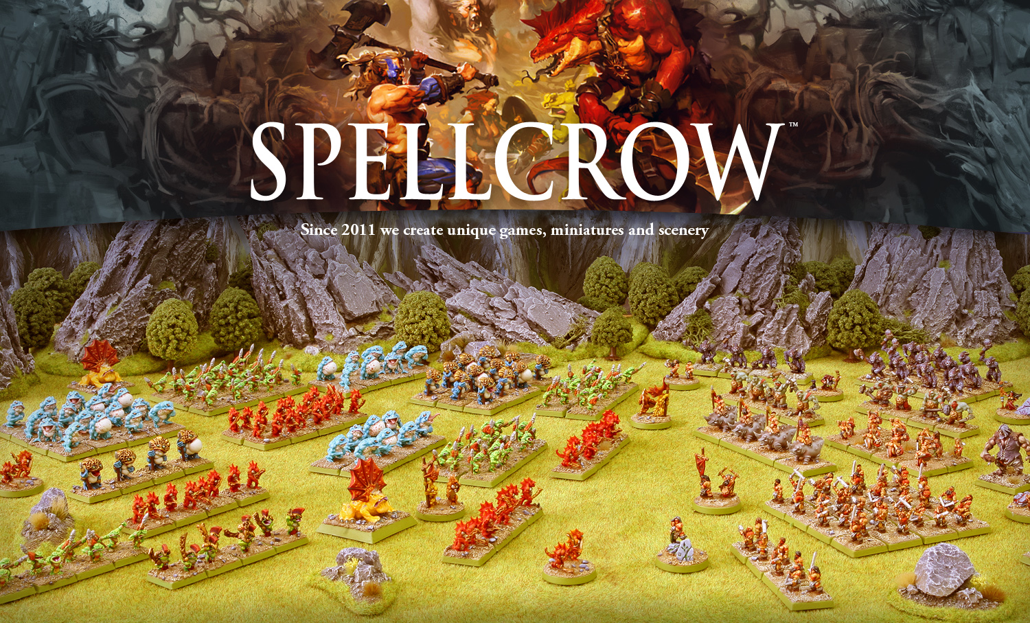 Spellcrow Ltd