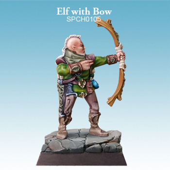 Elf with Bow