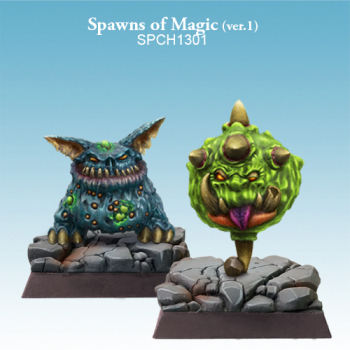Spawns of Magic (ver. 1)