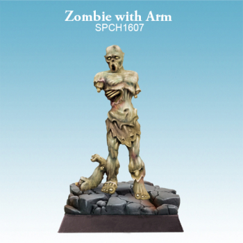 Zombie with Arm
