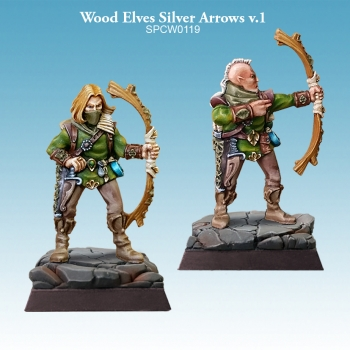 Wood Elves Silver Arrows v.1